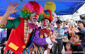 尾牙魔術表演,小丑氣球表演,小丑泡泡秀表演
