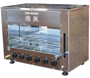 烤香腸機,無煙烤爐,紅外線焗烤披薩烤爐